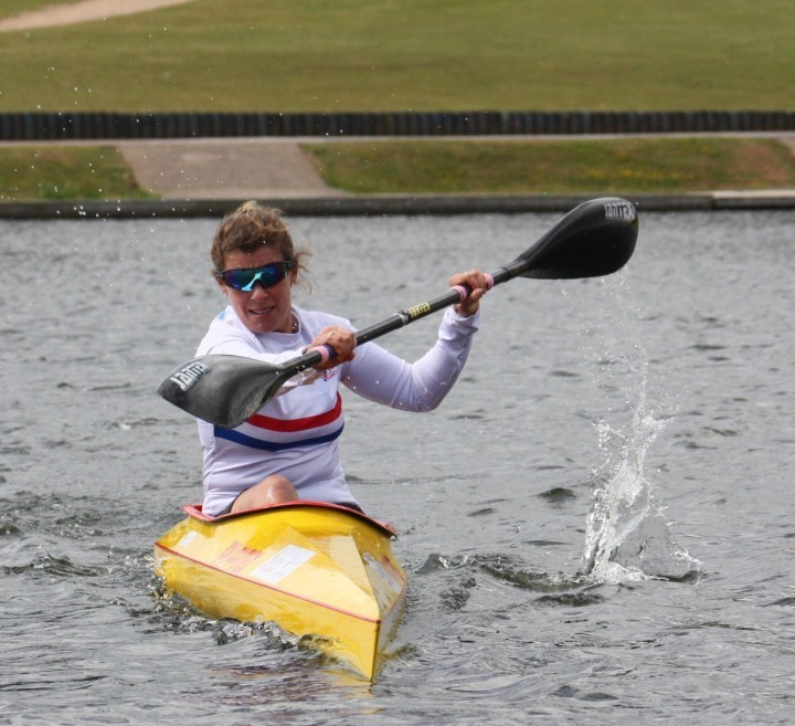 New boat quest for Shropshire Paralympic hopeful
