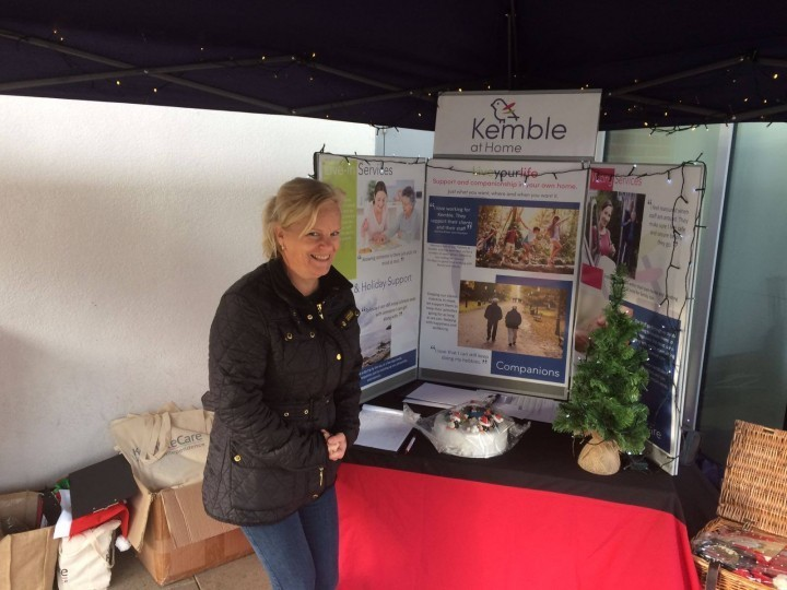Herefordshire care company gets out and about