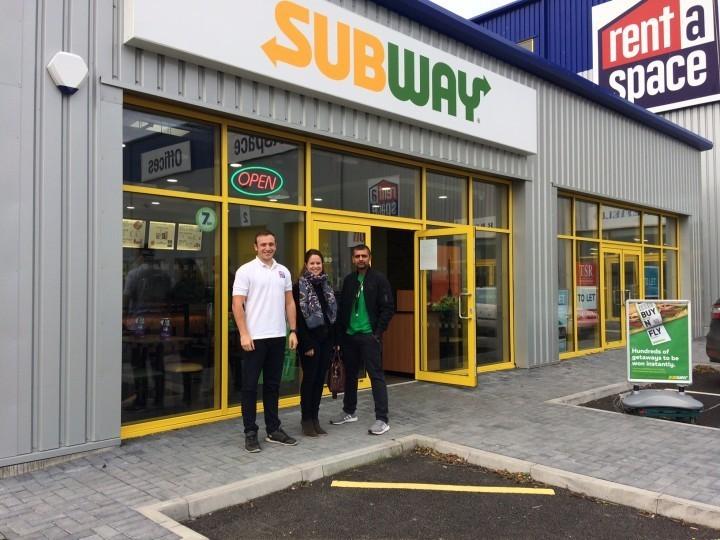 New fast food restaurant opens at popular Shrewsbury rental unit