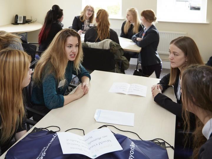 Shropshire debating programme wins gold