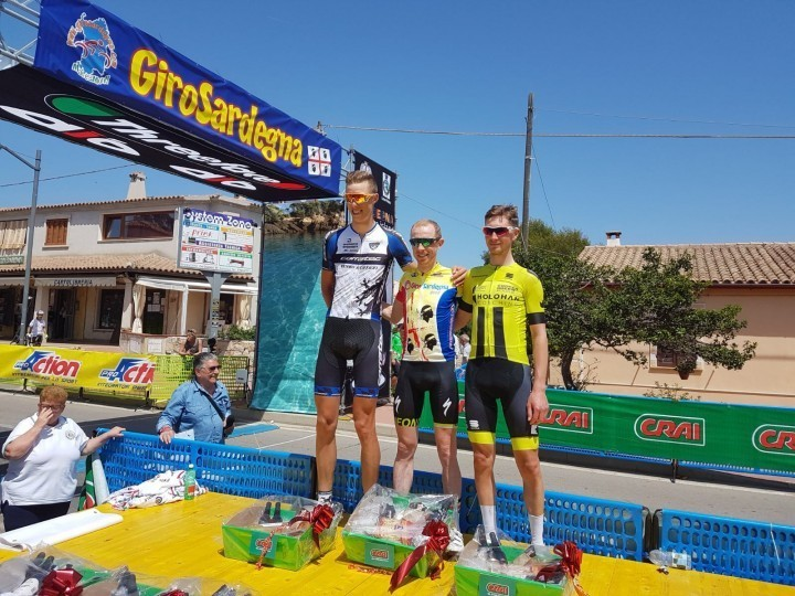 Rhino Velo places second in six day race event in Italy