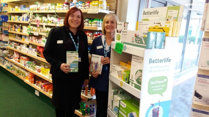 New products introduced to help elderly population in south Shropshire