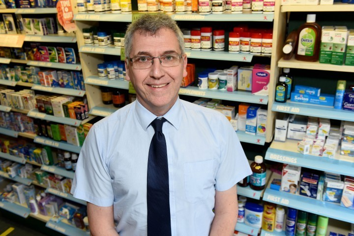Shropshire pharmacy helps residents to stop smoking