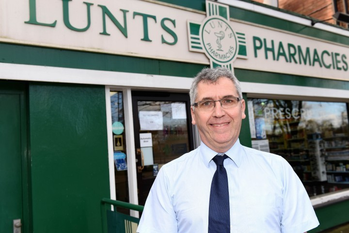 Pharmacy staff help to raise awareness of diabetes