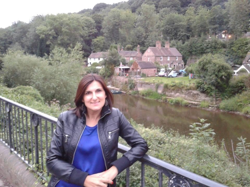 Visita espanola a Shropshire