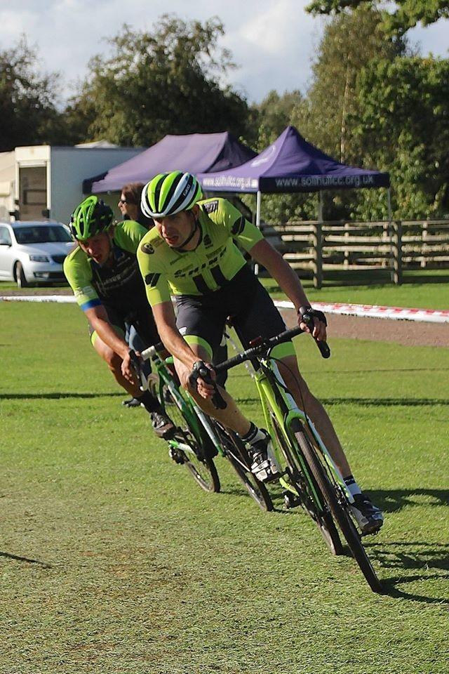 Shrewsbury cycling team building up for next year's season