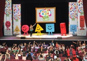 Mister Maker & The Shapes Live