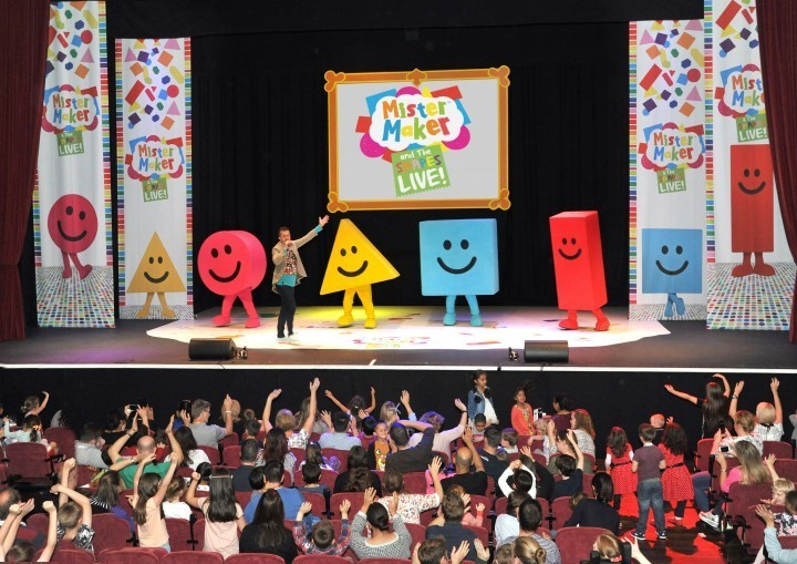 CBeebies favourite embarks on first UK theatre tour