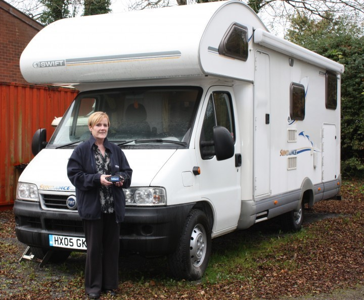 Track your caravans before winter storage, experts warn