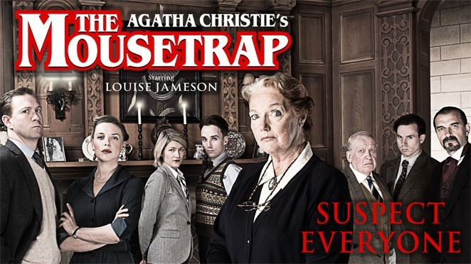 The Mousetrap at Theatre Severn