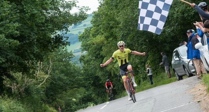 Shropshire cyclist wins Mike Jones Trophy