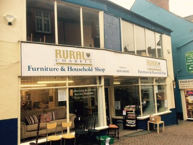 New charity shops in Shropshire enjoy strong opening