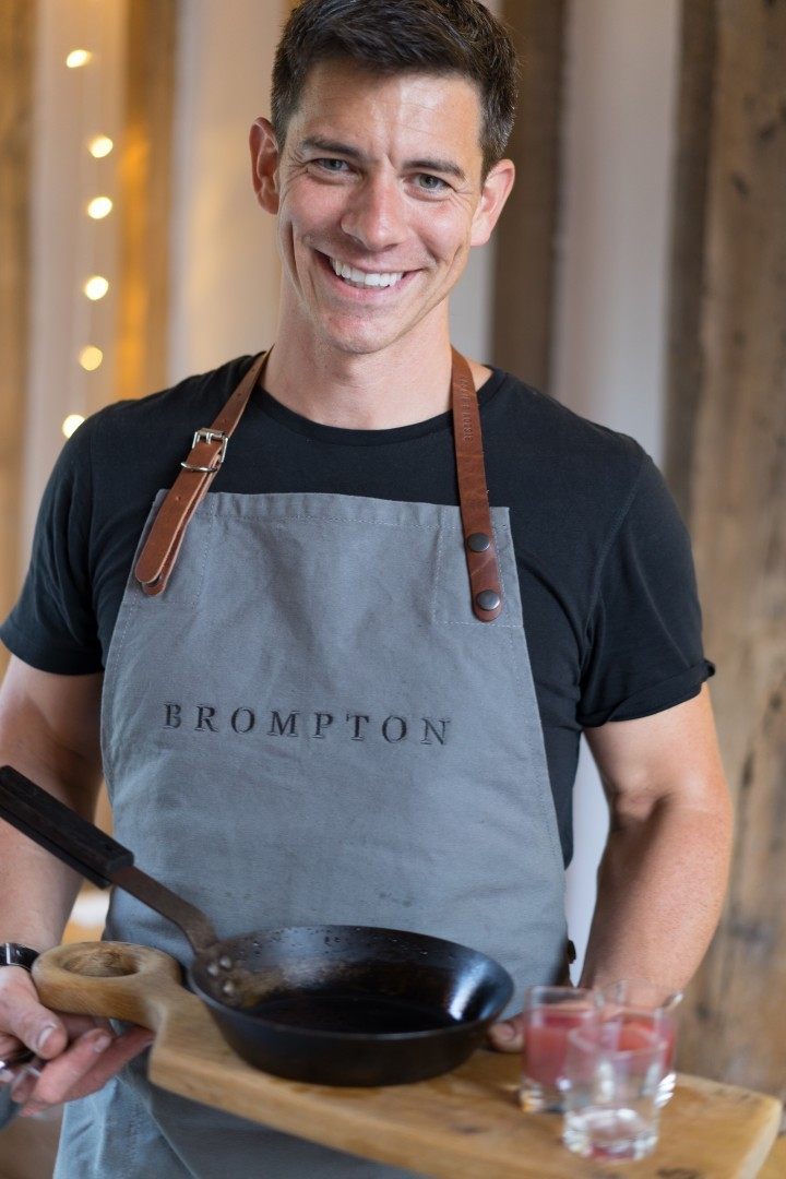 Celebrity chef cooks up a treat for Ironbridge networking event