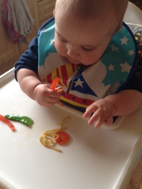 My new and amazing diet – Baby-Led-Weaning (BLW)