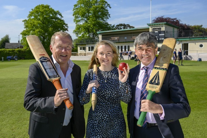 Shropshire's charity cricket event sponsorship extended