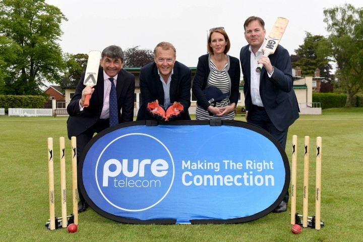 Pure Telecom pads up for country cricket big day