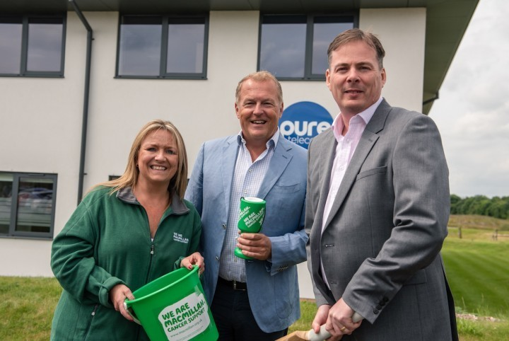 Macmillan Cancer Support Shropshire nominated as charity of the year for county cricket event
