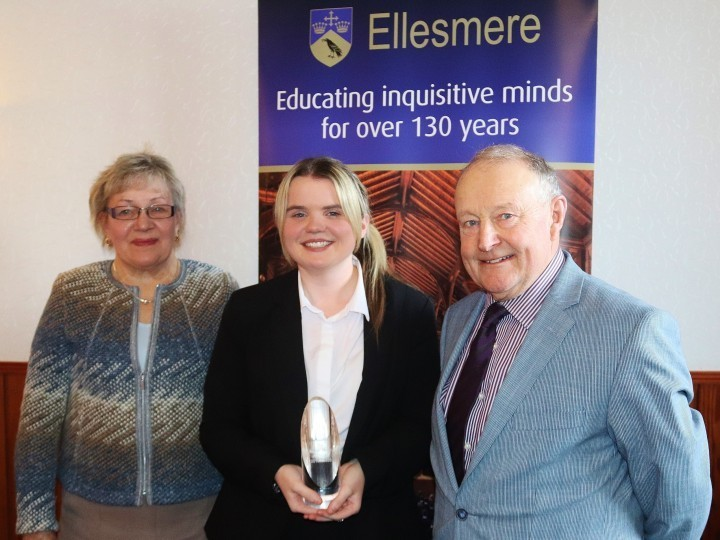 Talented musician receives scholarship at Shropshire College