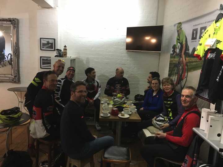 New Shropshire cycling club to inspire people to get fit