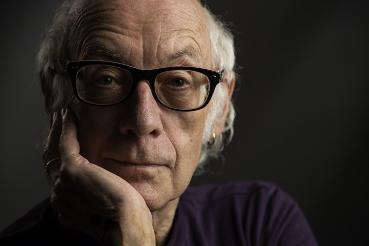 Poetry legend takes to the stage in Shrewsbury