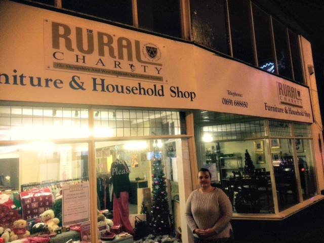 The Rural Charity shop