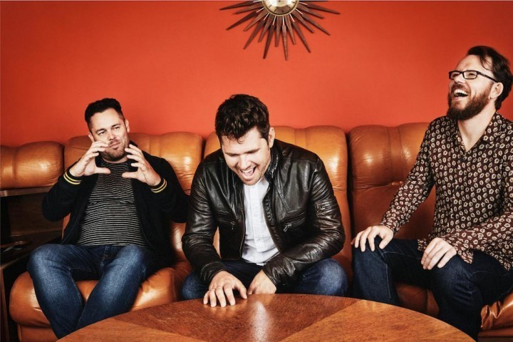 Scouting for Girls heading to Shropshire this summer