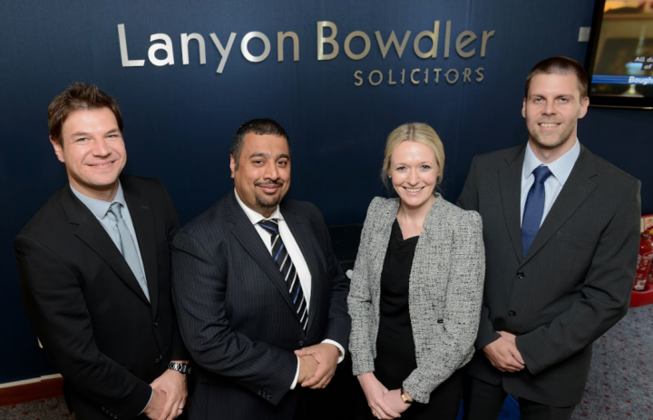 Law firm signs up for third year