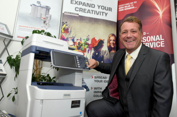 Still a need for paper printers in 2017