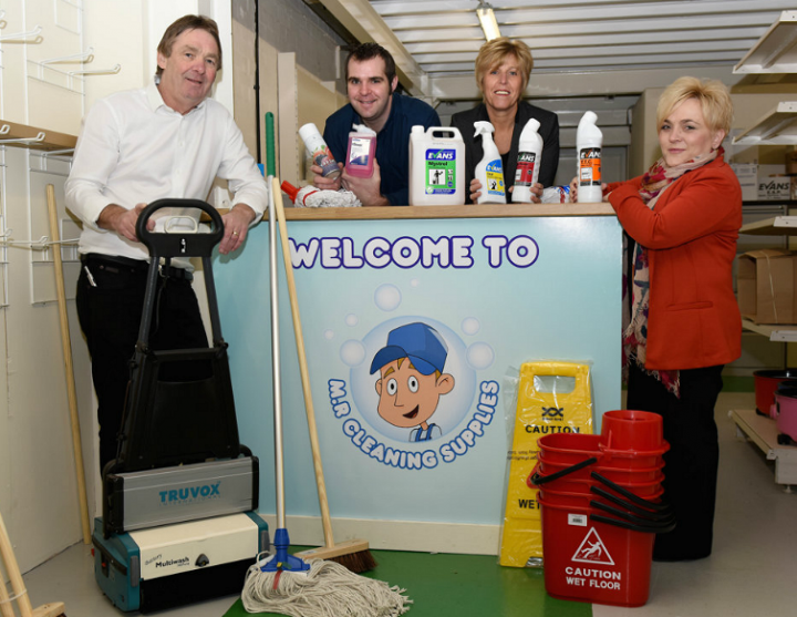 New Telford cleaning company to host open event