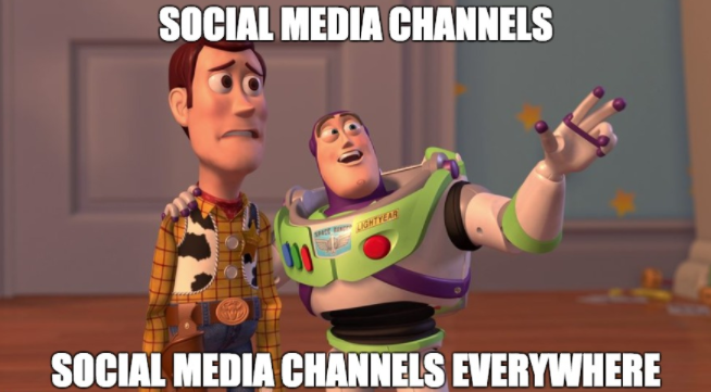 What's the right social media channel for your business?