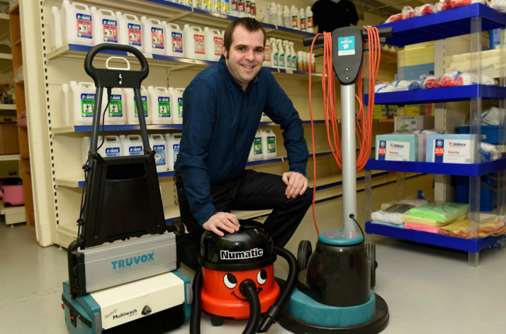 New cleaning company launches in Telford