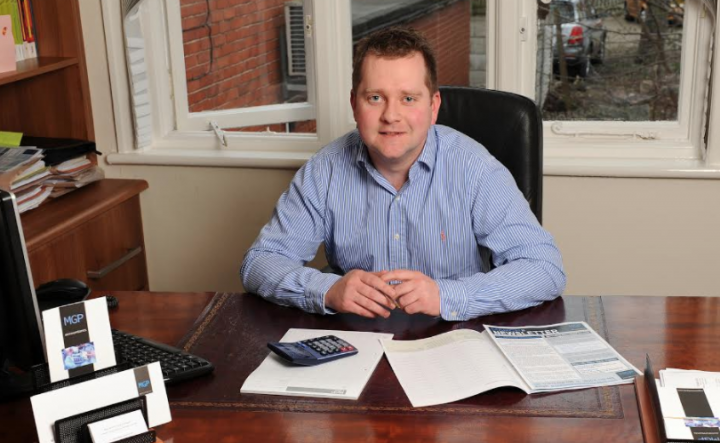 Accountant from Oswestry invests £100,000 in office move