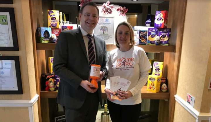 Telford hotel announces year of events to support family charity