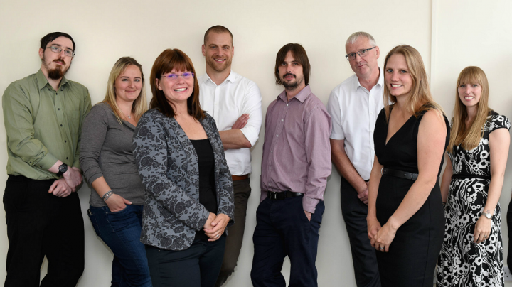 We're Shropshire Chamber Awards finalists