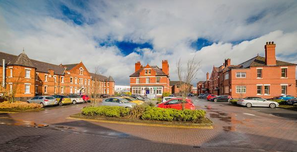 Business park in Nantwich gets new lease of life