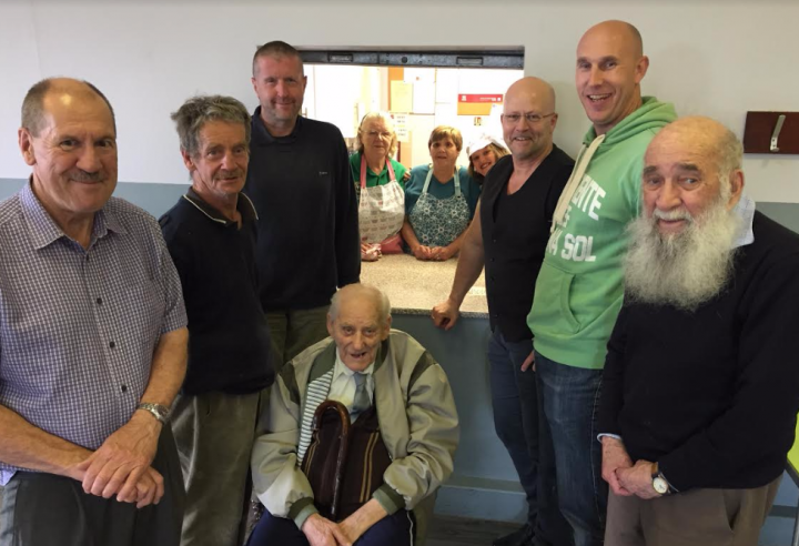 Community lunch hailed huge success