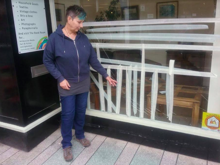 Vandalism at Shropshire charity sparks appeal for thousands of pounds