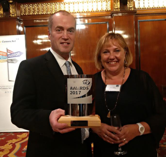Shropshire law firm wins national award