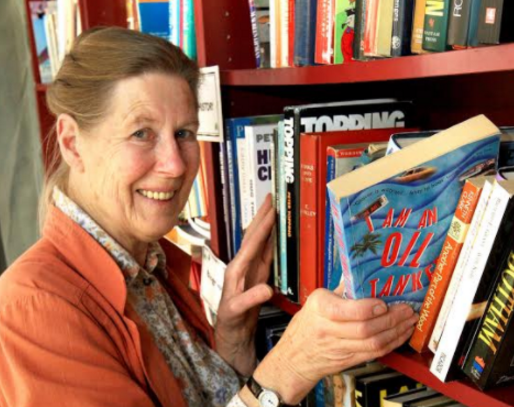 Well known book expert leaves county charity for Wales