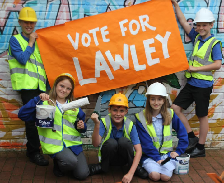 Public urged to vote to help school win £10,000 national prize
