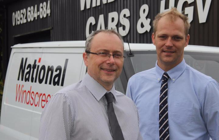 Shropshire windscreen company expands