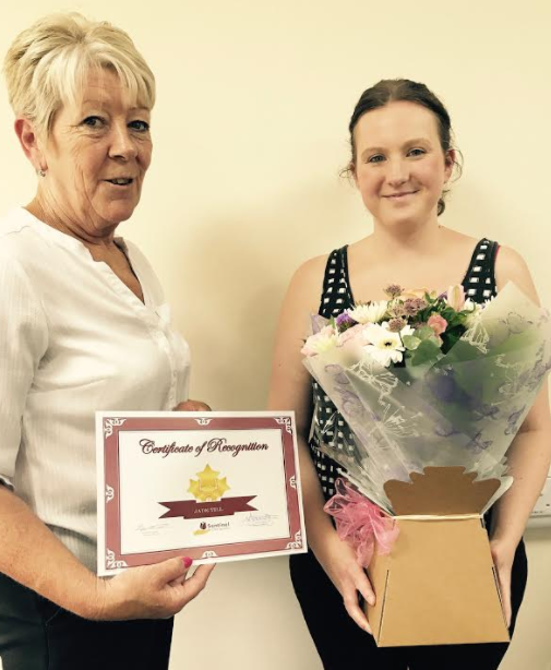 Carers recognised with awards