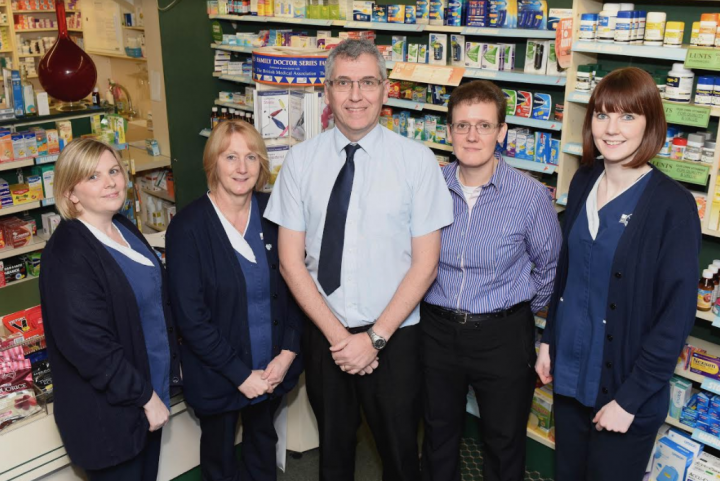 Free blood pressure checks at Shrewsbury pharmacy during month of action