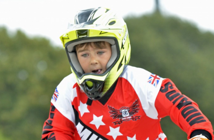 Telford BMX riders bring home two British titles