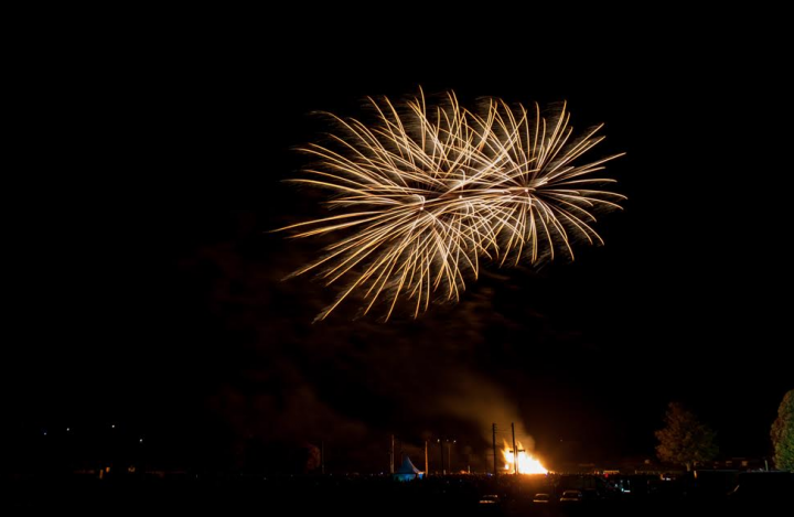 West Mid Showground bonfire night event is back!