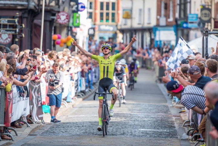 Launch of three-day cycling race to replace Shrewsbury Grand Prix