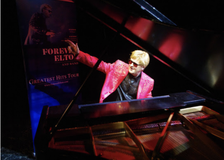 Elton's Greatest Hits at The Place Telford
