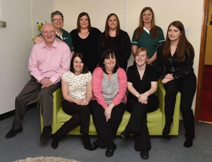 Shropshire care company on the move