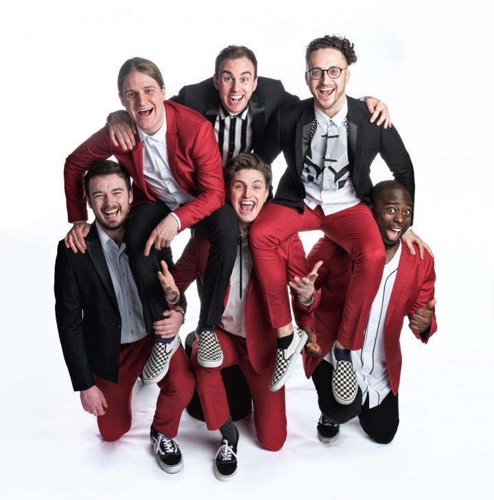 Capella group will attempt 100 songs in one night  at Theatre Severn