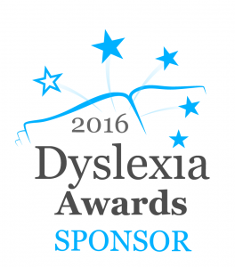 Dyslexia, Sponsor, Awards